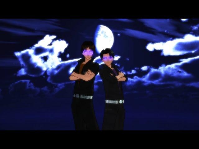 [MMD SNK Levi and Eren] Monster » Freewka.com - Смотреть онлайн в хорощем качестве