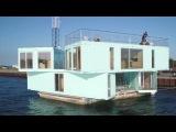В Дании решили строить дома на воде из старых контейнеров новости