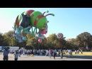 Гигантские воздушные шары на репетиции парада Macy's (новости)