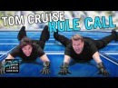 Tom Cruise Acts Out His Film Career w James Corden