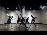 H.O.T - We are the future Dance practice (by A.C.E