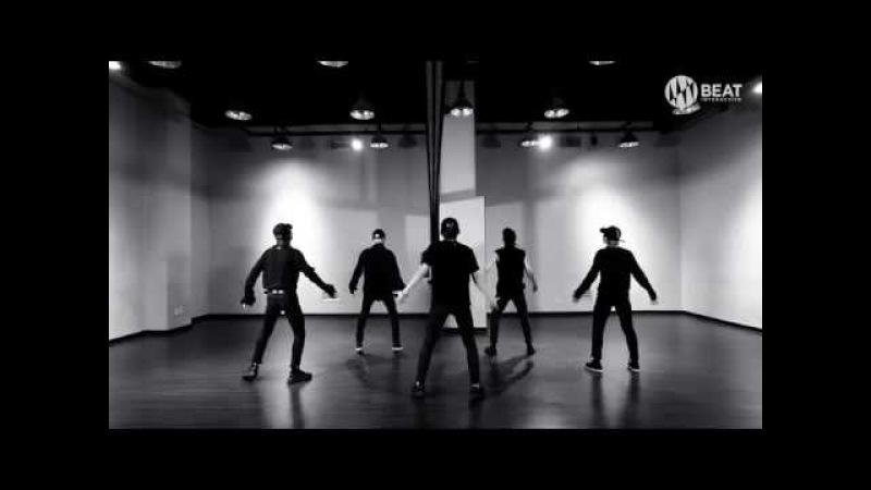 NCT U - 일곱 번째 감각(The 7th Sense) Dance practice (by. A.C.E 에이스)