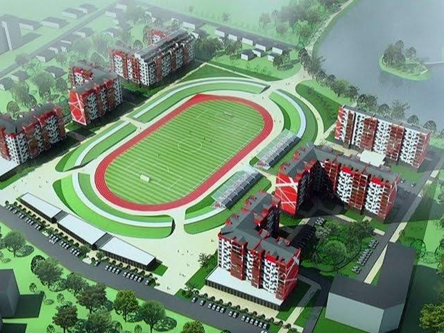 Компанія, яка мала збудувати в Коломиї стадіон, розриває угоду з міськрадою
