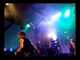 Saltatio Mortis - la jument de michao live