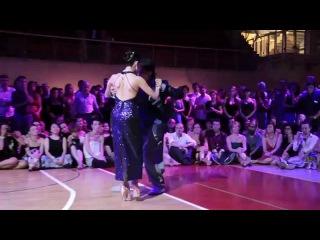Gaston Torelli & Moira Castellano - Maquillaje - Fernandez Fierro - MSTF 2015 - Poreč, Croatia