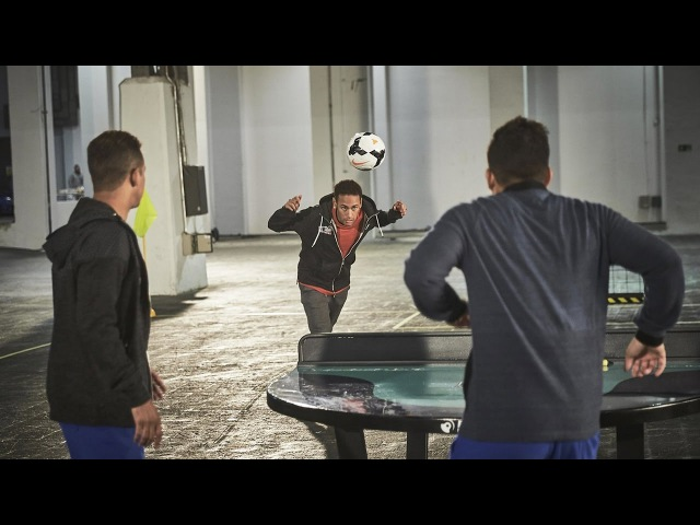 Neymar Jr's 5 Challenges | Blind Trust: Ep 2