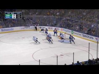Сент-Луис - Даллас 4-3. . Обзор матча НХЛ