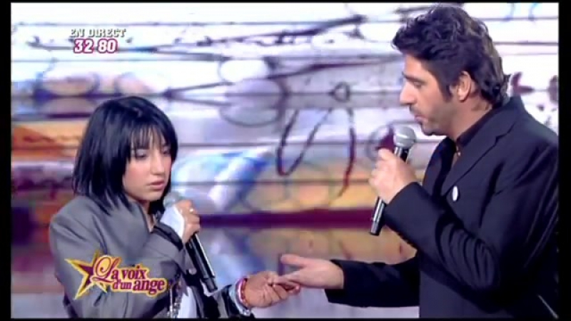 Lucie AzardPatrick Fiori-Le Lien by Gregory Lemarchal Star Academy 2007 prime 10 - YouTube