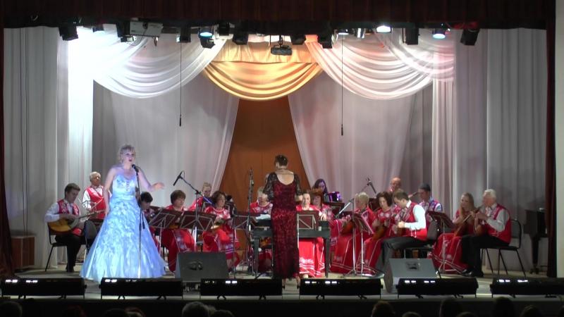 И.Дунаевский Весна идет солистка Марина Березина Народный оркестр С.Вишневского
