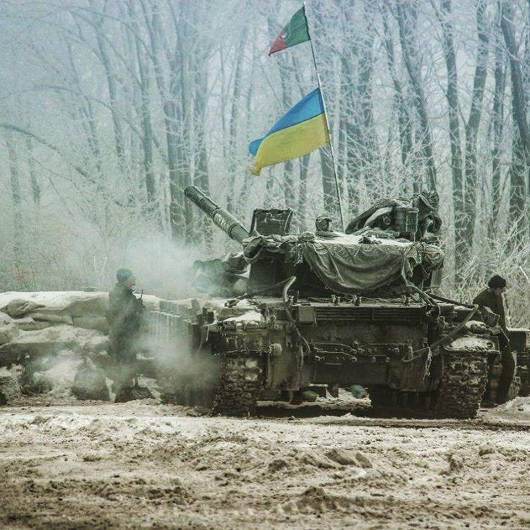 Потерь среди украинских воинов нет. За сутки зафиксировано 19 обстрелов, - штаб - Цензор.НЕТ 1871