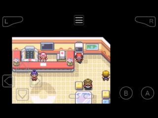 обзор игры Pokemon Fire Red
