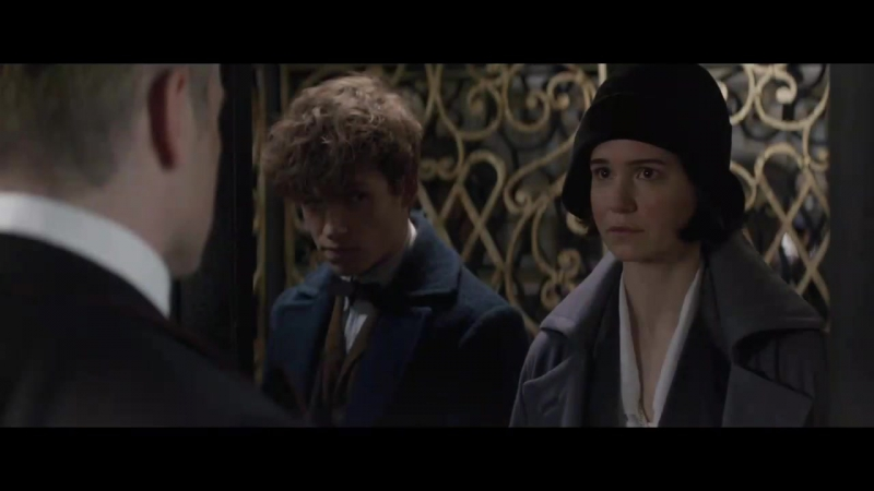 Fantastic Beasts and Where to Find Them Deleted Scene Percival Graves