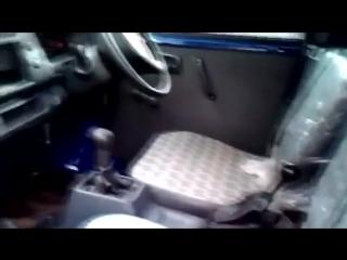 Suzuki Mega Carry 4x4