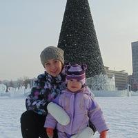 Анкета Мария Кажаева