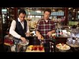 Milano-Torino  Americano Cocktails - Aperitivo Jamie Oliver  Giuseppe Gallo