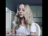 ??? МОНАТИК-КРУЖИТ ❤ (Милая девушка классно поет ♫ Блондинка с крутым голосом)