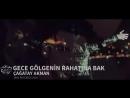 Çağatay Akman Gece Gölgenin Rahatına Bak Official  Video Klip