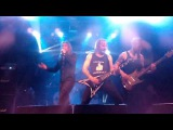 Cain's Offering - My Heart Beats For No One - Nosturi  Helsinki  01.10.16