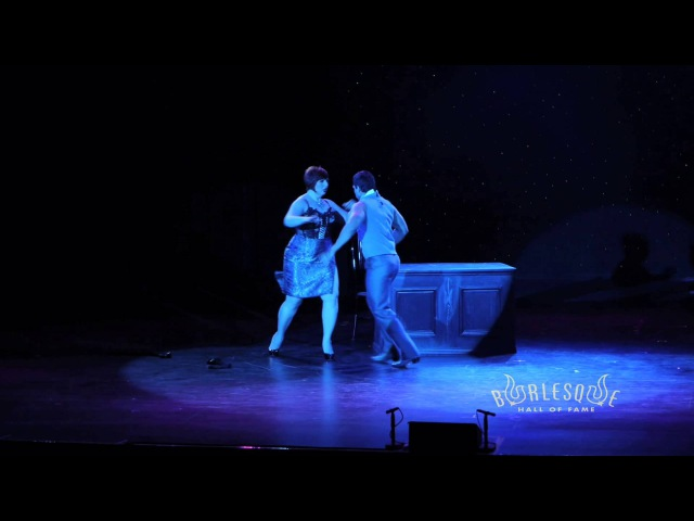 Frenchie Kiss Jett Adore at Burlesque Hall of Fame 2012