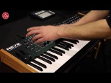 NAMM2017 Dave Smith Instruments REV2 new 16-voice analog polyphonic synth Preset Examples