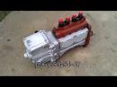 Топливный насос ТНВД СМД-14, СМД-18, СМД-22 (ЛСТН 410010, 49010) Нива, ДТ-75