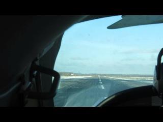 Cessna Grand Caravan взлёт из Нижнего Новгорода