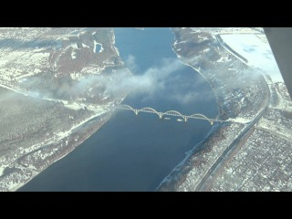 Полёт над Нижним Новгородом на Cessna Grand Caravan