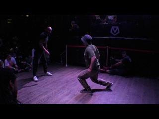 HIRO vs JOHN BEST12 / HOUSE DANCE FOREVER JAPAN 2016