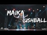 Maika - Rushball Hiphop &amp Funk Style Judges Eat D' Beat PRIME 2016 A.P.E Films
