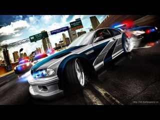 Проходим игру Need for Speed Most Wanted 2005 (Часть 5).