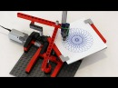 LEGO Drawing Machine Spirograph