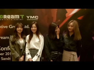 161215 Girl's Day 걸스데이 Video Message To GirlsDayDaily