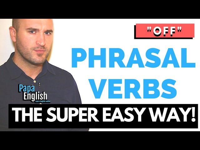 Language Study. Phrasal Verbs with Off (Pre-Intermediate)