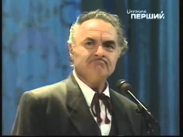 Павло Глазовий - Кумова геніальність, - читає Анатолій Паламаренко