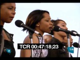 Aaliyah - Try Again (Live on TRL)