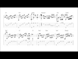 Smoke gets in your eyes (Earl Klugh) - transcription