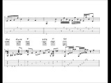 The shadow of your smile (Earl klugh) - transcription