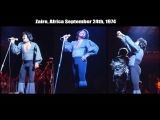 James Brown Live in Zaire, Africa 1974 (Full concert in audio) Re-upload, add some songs!