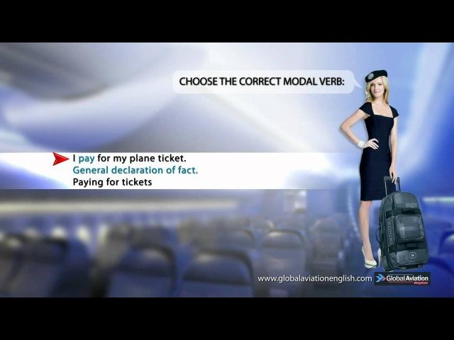 Aviation Video 18 Modal Verbs