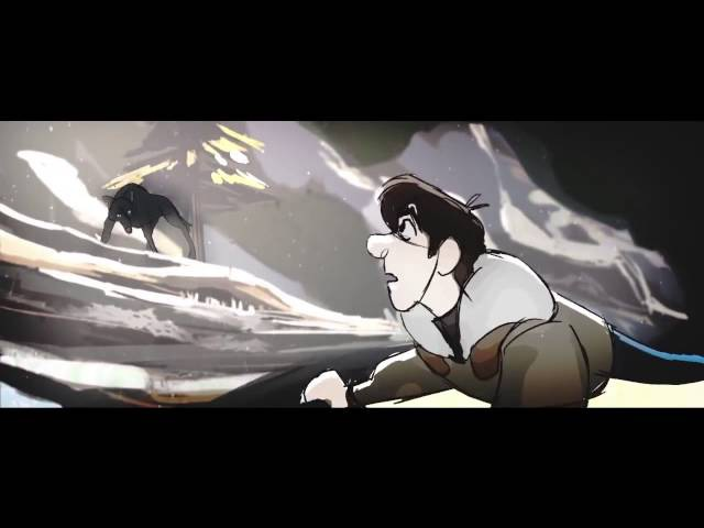 Очень Трогательный мультфильм Плач волчицы До слез