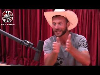 Профессиональный боец UFC рассказывает, как на него напал обычный гопник