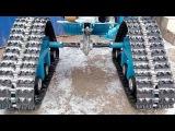 Почти трактор из мотоблока СуПЕР РЕШЕНИЕ!!!! tractor of walking tractor. SUPER ACTION !!!!