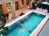 Синхронное плавание под песню Демиса Руссоса