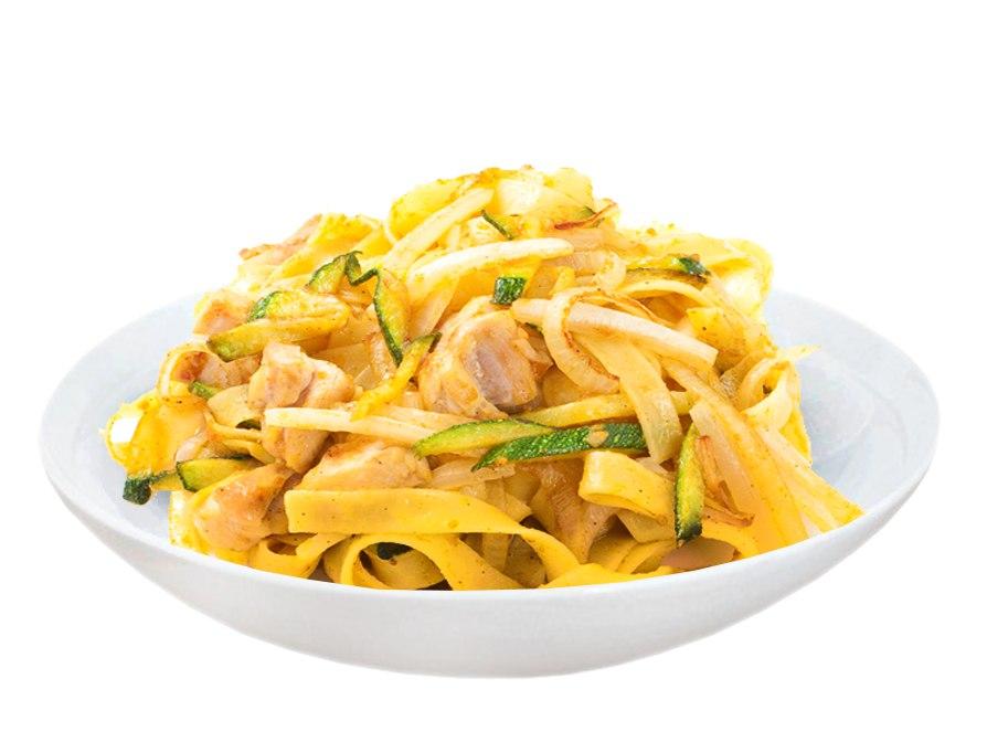 Заказать Феттучини с курицей с доставкой на дом в Серпухове, Суши-бар ТАЙХЕО