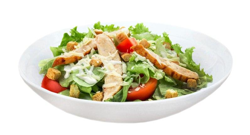 Заказать Салат с куриным филе с доставкой на дом в Серпухове, Суши-бар ТАЙХЕО