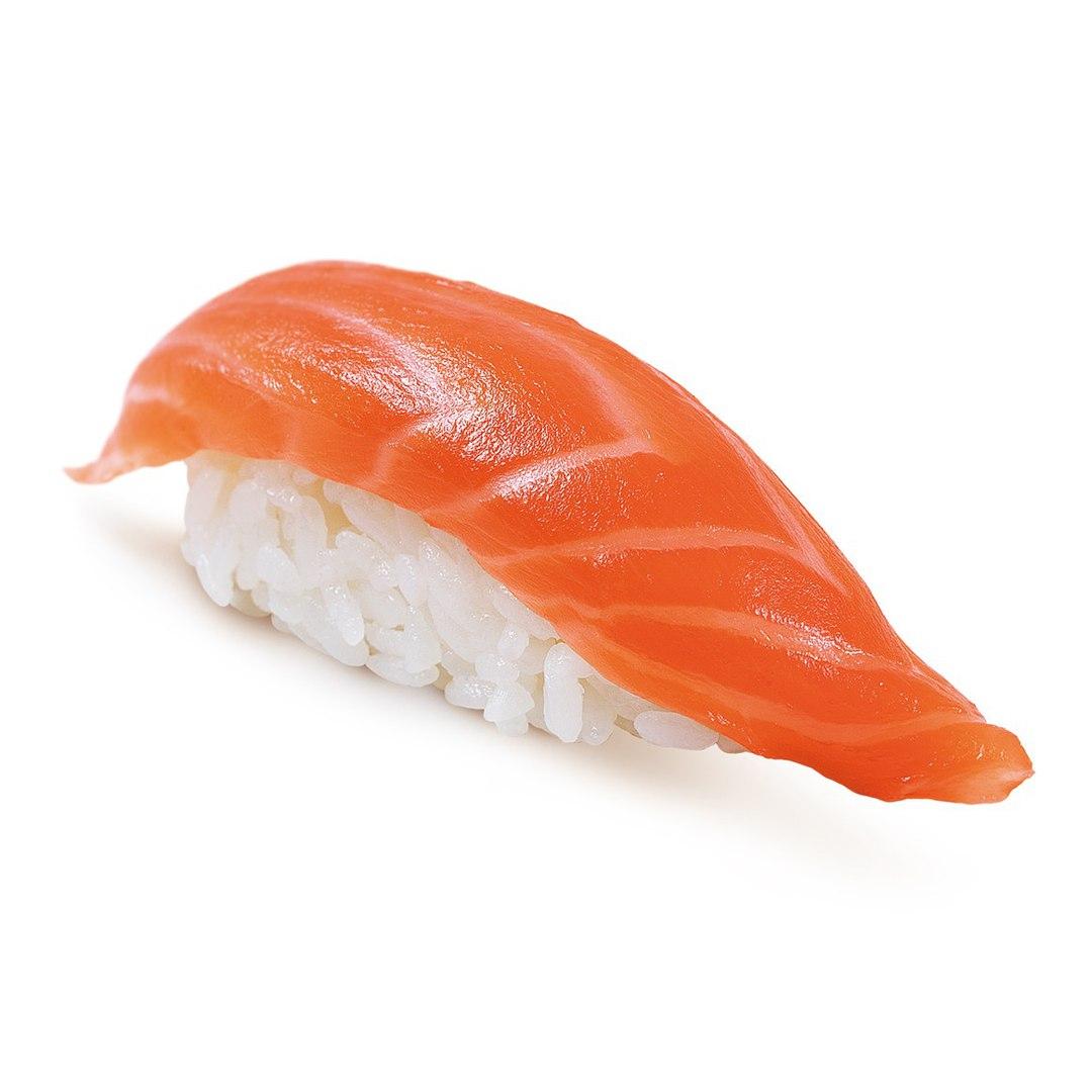 Заказать Суши Копченный лосось с доставкой на дом в Серпухове, Суши-бар ТАЙХЕО