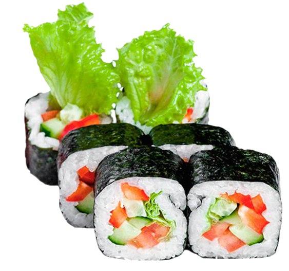 Заказать Ролл Овощной с доставкой на дом в Серпухове, Суши-бар ТАЙХЕО