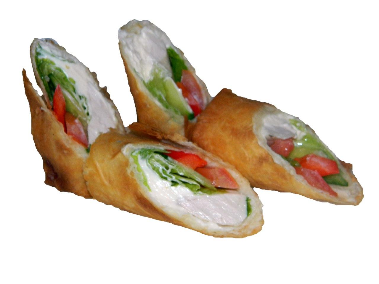 Заказать Ролл Спринг с курицей с доставкой на дом в Серпухове, Суши-бар ТАЙХЕО