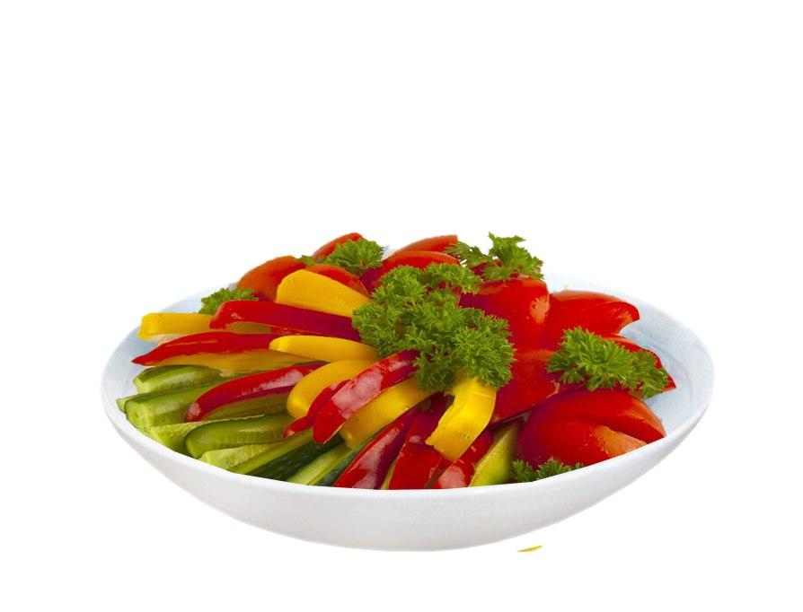 Заказать Овощная нарезка с доставкой на дом в Серпухове, Суши-бар ТАЙХЕО