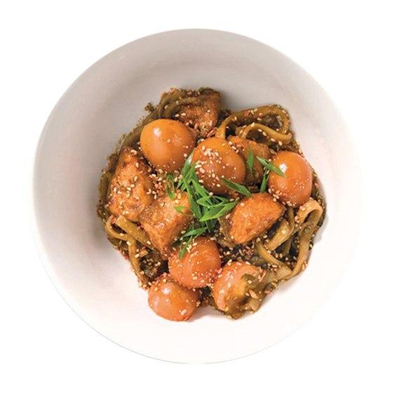 Заказать С лососем в сливочном соусе с доставкой на дом в Серпухове, Суши-бар ТАЙХЕО